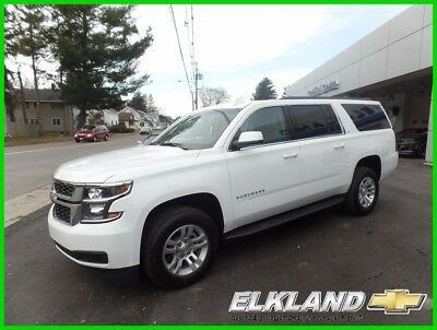 Chevrolet Suburban LT 8 Passenger Navigation Leather MSRP $60070