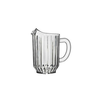 Water Jug 1 Litre Clear Pitcher High Quality SAN Plastic Beer Soft Drink