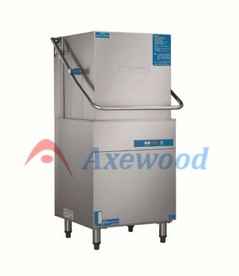 Commercial Axewood  Pass Through Dishwasher Dish Glass Washer