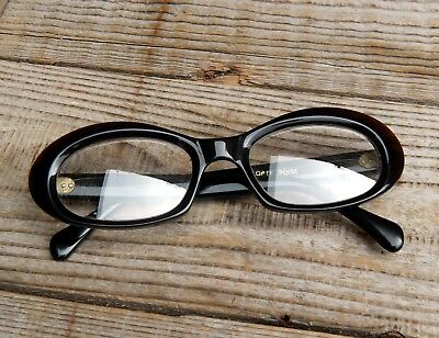Stylish Vintage Retro Ladies 1960s Glasses Spectacles Mid Century 60s