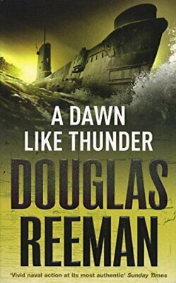 A Dawn Like Thunder by Reeman, Douglas Paperback Book The Cheap Fast Free Post