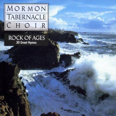 Mormon Tabernacle Choir - Rock of Ages, 30 Great Hymns -  CD GBVG The Cheap Fast