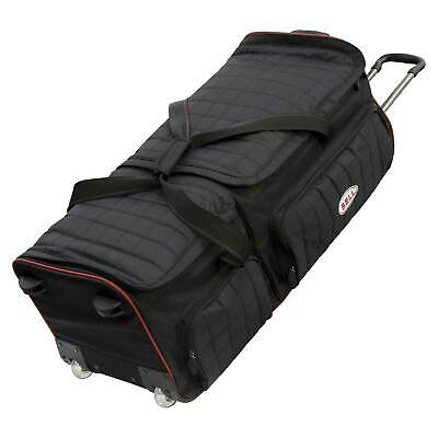Bell Large Trolley Gear Bag/Luggage Black - Ideal For Track/Rally/Motorcycle Kit