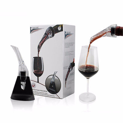 Portable 1PC New Accessories Decanter Hawk Mouth Bottle Wine Pourer Aerator