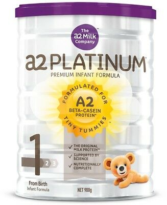 Brand New a2 Platinum Baby Formula Stage 1,2,3 exp. 14/07/2019
