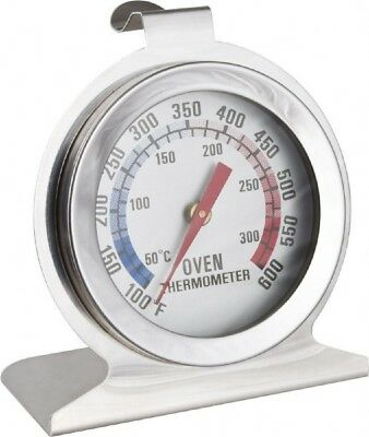 Backofenthermometer +50°+300°C Bratenthermometer Backofen Thermometerr