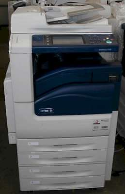 Xerox Workcentre 7125 With Finisher