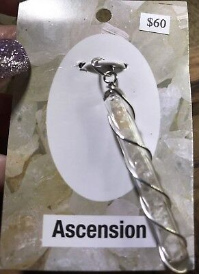 STARSEED AWAKENINGS HEALING CRYSTALS w/ Instruction Book