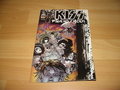Kiss   Psycho  Cirus   Nr. 2              Us  Comics