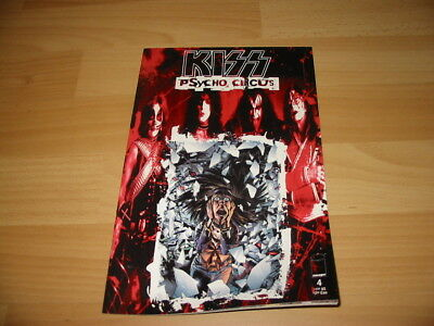 Kiss   Psycho  Cirus   Nr. 4              Us  Comics