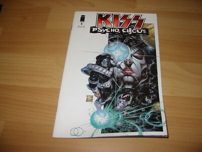 Kiss   Psycho  Cirus   Nr. 6             Us  Comics