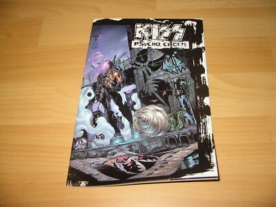 Kiss   Psycho  Cirus   Nr. 8             Us  Comics