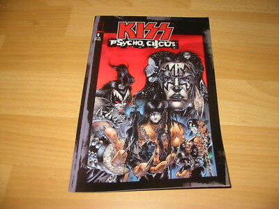 Kiss   Psycho  Cirus   Nr. 9             Us  Comics