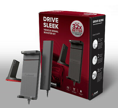 weBoost Drive Sleek 4G 470135 Car Cell Phone Signal Booster ATT/Verizon/T-Mobile