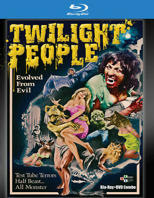 The Twilight People [New Blu-ray] With DVD