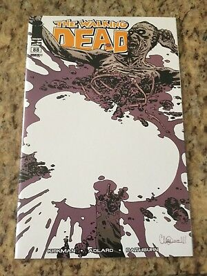 THE WALKING DEAD 88 FAN EXPO CANADA EXCLUSIVE VARIANT Kirkman AMC TV show