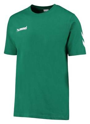 Hummel Core Cotton Tee T-Shirt grün Kinder NEU 71056