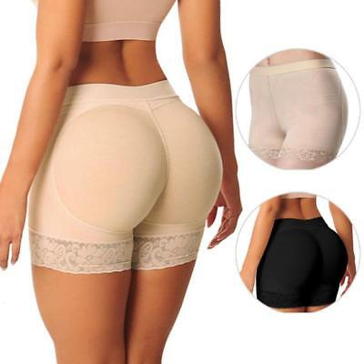 Women's Padded Butt Lifter Hip Enhancer Bum Shaper Panties Shapewear Underwear B