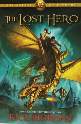 The Lost Hero (Heroes of Olympus) by Riordan, Rick Book The Cheap Fast Free Post