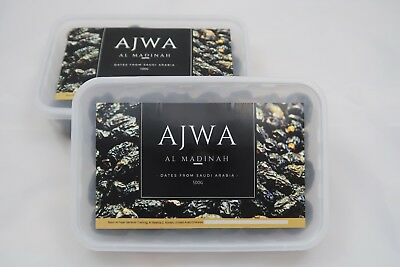 Premium Ajwa Dates 1KG - Now only $60! Free Pick-Up Available