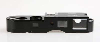 "Leica M6 Ttl ""Millennium"" Edition Black Painted Top Cover Plate // Complete !!!"