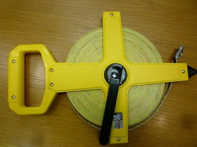 50m Hand Held Tape Measure