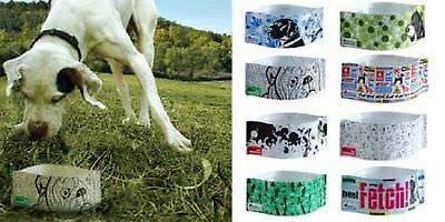 Bowldog™​ - the innovative expandable pet dog travel water/feed bowl​ 6 Designs