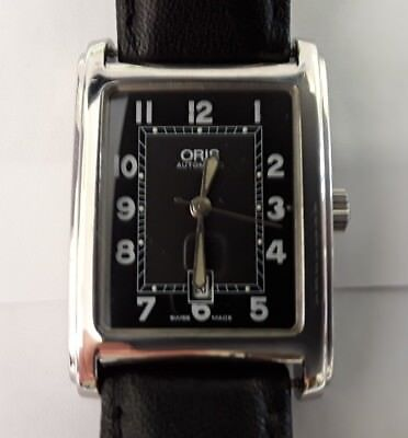Oris 7460 Automatic Wrist Watch in Working Order