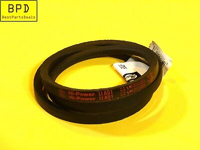 8423- GATES 6841 INDUSTRIAL POWERATED V-BELT
