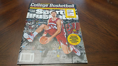 Brand New Unread 2014 Ncaa University Of Wisconsin Badgers Sports Illustrated