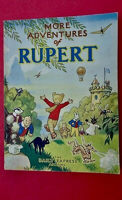 Rupert The Bear Book 1947 Mint As New Amazing Annual
