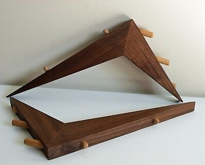 """Sold in PAIRS 8.25"""" Vintage CADO Wall BRACKETS by POUL CADOVIUS"""