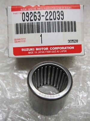 New OEM Suzuki needle roller bearing 22x30x30 part number 09263-22039