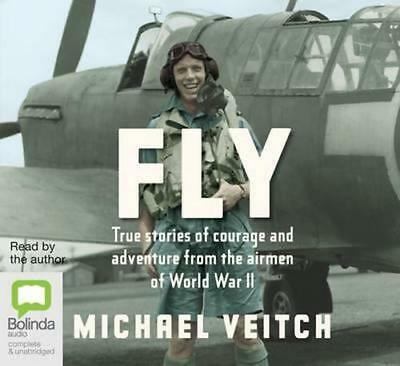 NEW Fly By Michael Veitch Audio CD Free Shipping