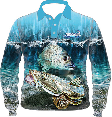 Tackle World Elite Fishing Shirt - Southern Series BRAND NEW @ Ottos Tackle Worl