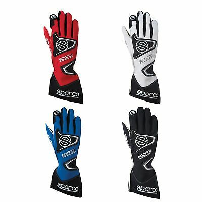 Sparco Tide KG-9 Water Resistant Go Kart / Karting / Racing Gloves