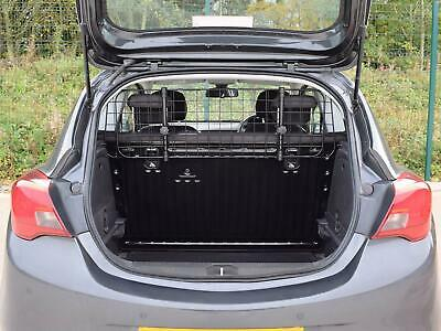 Adjustable Dog Guard Car Safety Travel Barrier for Vauxhall Corsa (2014 on)