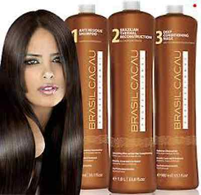 Brasil Cacau Original Brazilian Keratin 500 ml Step 2 Treatment