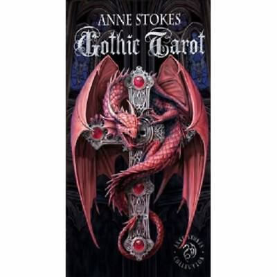 Anne Stokes Gothic Tarot NEW Sealed 78 Cards Stunning Fantasy Art Divination