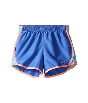 Nike Toddler Girls Dri-Fit Running Shorts Comet Blue Size 2T NWT