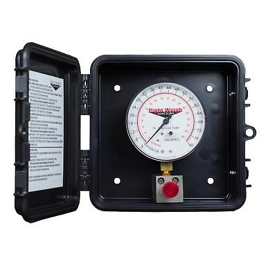 Right Weigh 310-80-PP TRI-AXLE Onboard Load Scale for Single HCV Air Suspensions