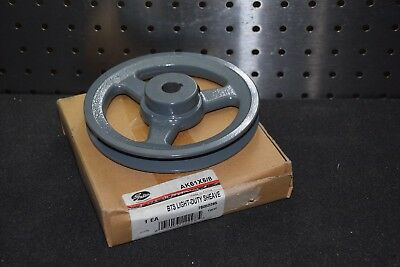 Gates Ak61X5/8 Single Grooved Pulley Sheave New