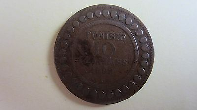 Tunisia 10 Centimes from 1892 (A55)