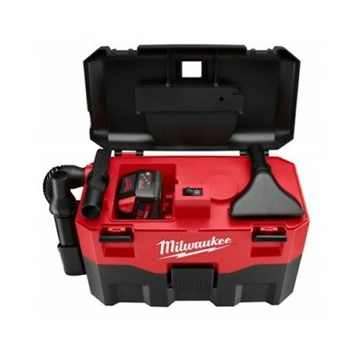 Milwaukee 0880-20 18V Wet / Dry Vacuum (No Battery/Charger)