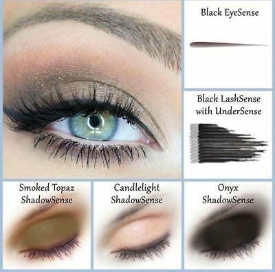 SeneGence ShadowSense Eyeshadow Mascara LashSense UnderSense 100% Authentic