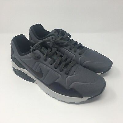 0454241a251f Nike Men s Air Zoom Pegasus 92 Premium Shoes Grey Black Size 10 844654-004