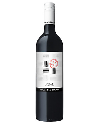 Shottesbrooke Shiraz 2014 bottle Dry Red Wine 750mL McLaren Vale