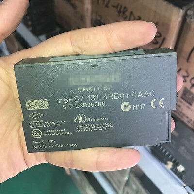 1PC USED  Siemens 6ES7131-4BB01-0AA0