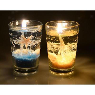 200G HIGH DENSITY Transparent GEL CANDLE WAX JELLY CANDLES MAKING SUPPLIES