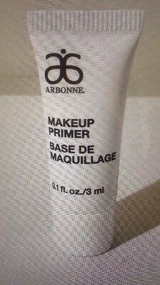 Arbonne Make Up Primer Samples Tubes 3 Mls